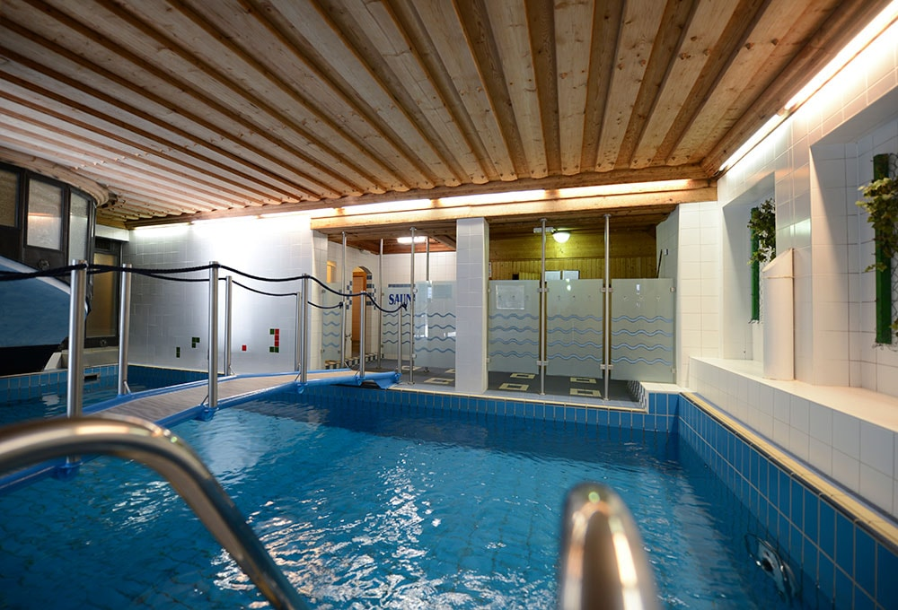 Hunguest Hotel Heiligenblut - Wellness